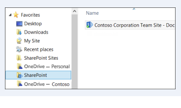 Copy emails to SharePoint document library exposed as Windows explorer through One Drive for Business